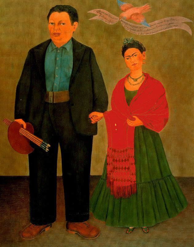 frida kahlo and diego rivera portrait of a complex marriage new times always. Black Bedroom Furniture Sets. Home Design Ideas